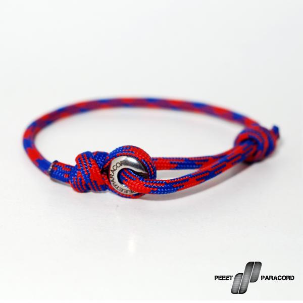 Club Fanatic Paracord Karkötő: A Club karkötők kifejezetten sportrajongóknak készült változata. Legyen az foci, kézilabda vagy bármely más sportág, a több színű paracordok lehetőséget nyújtanak, hogy a kedvenc csapatod színeit viseld magadon. A színeket egyelőre a magyar bajnokság csapataihoz igazítottuk, többé kevésbé minden csapat színe megtalálható a kínálatban. 550 Paracord Rozsdamentes acél díszítőelem Állítható méret Több színben